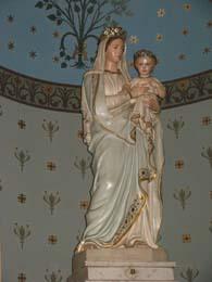 Vierge de Brangues